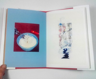 artists handmade books on cookery